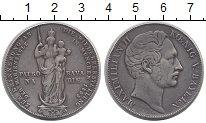 Изображение Монеты Бавария 1 талер 1855 Серебро VF Максимилиан II