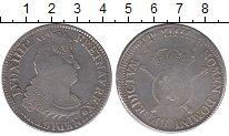 Изображение Монеты Франция 1 экю 0 Серебро VF Людовик XIV