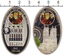 Изображение Монеты Ниуэ 1 доллар 2010 Серебро Proof