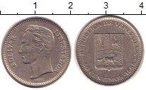 Изображение Монеты Венесуэла 50 сентимо 1965 Медно-никель XF