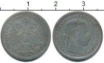 Изображение Монеты Австрия 10 крейцеров 1868 Серебро VF
