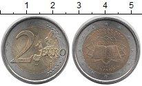 Изображение Монеты Испания 2 евро 2007 Биметалл UNC-