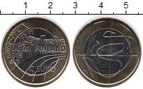 Изображение Монеты Финляндия 5 евро 2015 Биметалл UNC- Художественная гимна