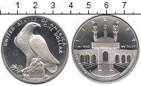 Изображение Монеты США 1 доллар 1984 Серебро Proof- Олимпиада в Лос Андж