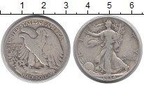 Изображение Монеты США 1/2 доллара 1934 Серебро VF