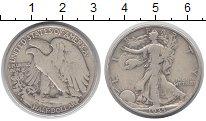 Изображение Монеты США 1/2 доллара 1935 Серебро VF