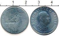 Изображение Монеты Гаити 10 сантимов 1981 Медно-никель UNC