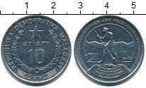 Изображение Монеты Мадагаскар 10 ариари 1978 Медно-никель UNC
