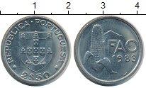 Изображение Монеты Португалия 2 1/2 эскудо 1983 Медно-никель UNC-