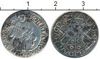Изображение Монеты Германия Триер 4 пфеннига 1681 Серебро VF