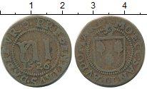 Изображение Монеты Франция  1526 Медь VF