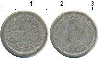 Изображение Монеты Нидерланды 10 центов 1918 Серебро XF-