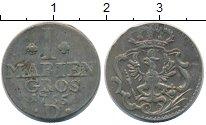 Изображение Монеты Германия Восточная Фризия 1 грош 1755 Серебро XF