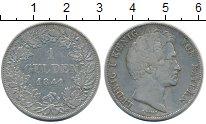 Изображение Монеты Бавария 1 гульден 1841 Серебро XF