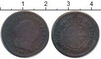 Изображение Монеты Италия Савойя 1/2 реала 1769 Медь VF