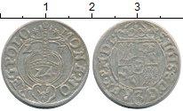 Изображение Монеты Польша 3 гроша 1627 Серебро XF
