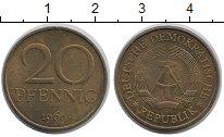 Изображение Монеты ГДР ГДР 1969 Латунь UNC-