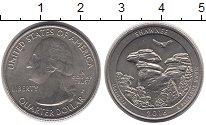 Изображение Монеты США 1/4 доллара 2016 Медно-никель UNC
