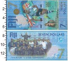 Изображение Банкноты Фиджи 7 долларов 2017  UNC