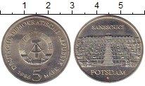 Изображение Монеты ГДР 5 марок 1986 Медно-никель XF