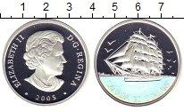 Изображение Монеты Канада 20 долларов 2005 Серебро Proof