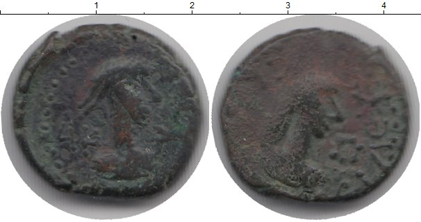 Картинка Монеты Боспорское царство 1 статер Бронза 0