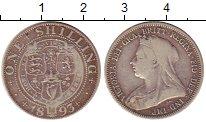 Изображение Монеты Великобритания 1 шиллинг 1893 Серебро VF
