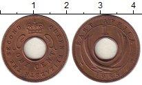 Изображение Монеты Восточная Африка 1 цент 1955 Бронза XF