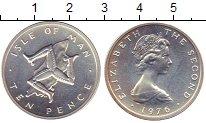 Изображение Монеты Остров Мэн Остров Мэн 1976 Серебро UNC