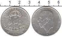 Изображение Монеты Швеция 2 кроны 1938 Серебро UNC-