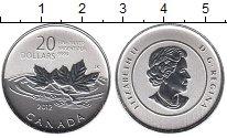 Изображение Монеты Канада 20 долларов 2012 Серебро UNC-