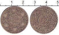 Изображение Монеты Марокко 1/4 риала 1902 Серебро XF-