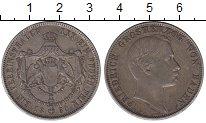 Изображение Монеты Германия Баден 1 талер 1860 Серебро XF