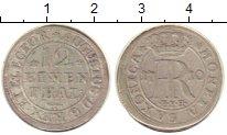 Изображение Монеты Саксония 1/12 талера 1710 Серебро XF Фридрих Август I