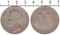 Изображение Монеты Германия Саксе-Кобург-Гота 1 талер 1842 Серебро XF