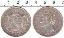 Изображение Монеты Саксония 1 талер 1854 Серебро XF