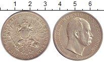 Изображение Монеты Пруссия 1 талер 1869 Серебро XF+