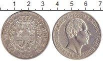 Изображение Монеты Германия Мекленбург-Шверин 1 талер 1848 Серебро XF