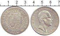 Изображение Монеты Мекленбург-Шверин 1 талер 1848 Серебро XF+