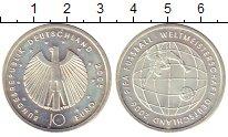 Изображение Монеты Германия ФРГ 10 евро 2005 Серебро UNC-