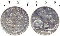 Изображение Монеты Мексика 50 песо 1985 Серебро UNC-