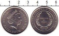 Изображение Монеты Карибы 1 доллар 2008 Медно-никель UNC