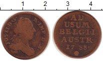 Изображение Монеты Нидерланды 1 лиард 1788 Медь VF Австрийские  Нидерла