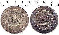 Изображение Монеты Мальта 1 лира 1984 Медно-никель UNC