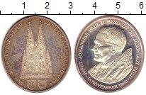 Изображение Монеты Германия Медаль 1980 Серебро Proof-