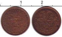 Изображение Монеты Нидерланды 1/2 цента 1912 Медь XF