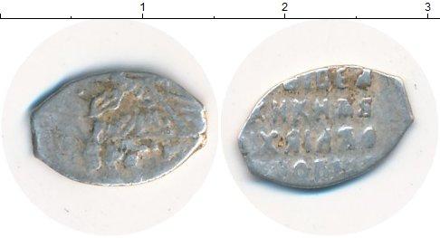 Картинка Монеты 1613 – 1645 Михаил Федорович 1 копейка Серебро 0