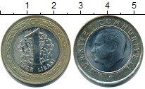 Изображение Барахолка Турция 1 лира 2009