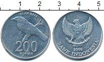 Изображение Барахолка Индонезия 200 рупий 2003 Медно-никель XF-