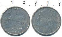 Изображение Дешевые монеты Норвегия 1 крона 1968 Медно-никель VF